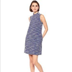 NWT- ECI New York Soft Boucle Knit Midi Dress- L